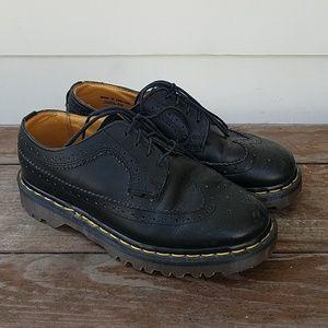Dr. Martens Unisex 3989 Brogue Oxford Shoe